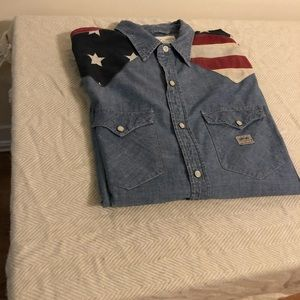 Ralph Lauren Denim and Supply